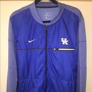 Nike University Kentucky warm up jacket